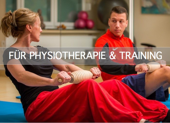 RollArt® fuer Physiotherapie & Training