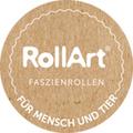 RollArt® – Die einzigartige Faszienrolle für Therapie & Training aus Holz Logo