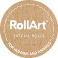 RollArt® – Die Faszienrolle für Therapie und Training aus Holz Logo